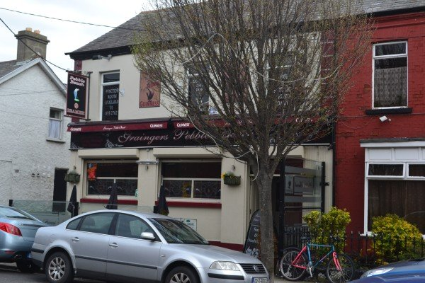 Our local here in Clontarf